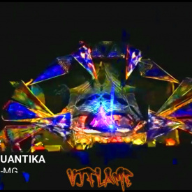 VJ FLAME - Warm UP Quantika Art