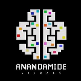 ANANDAMIDE VISUALS