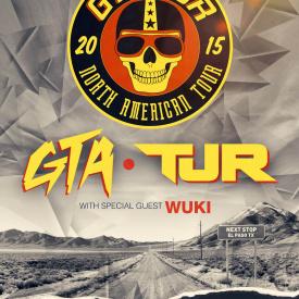 2015 GTA X TJR: EL PASO TX