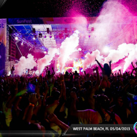 Life in Color - Rebirth Tour - West Palm Beach, FL - 05/04/13 - Feat. Morgan Page & David Solano