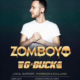 It's fukn Zomboy nashville,tn 2016