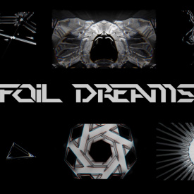 Foil Dreams VJ 6 Loops Pack