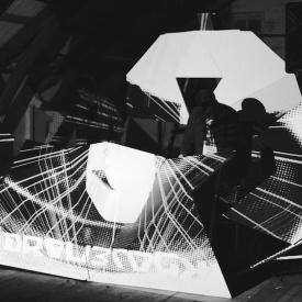 | Dronelock | Live A/V Promo