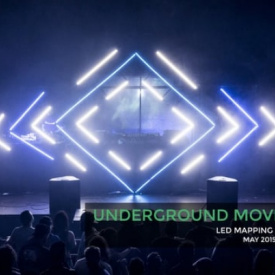 Aelion Project - Underground Movement - Dimension Festival Launch Party
