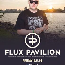 Flux Pavillion/Bear Grillz/K Theory @ Global events center 2016