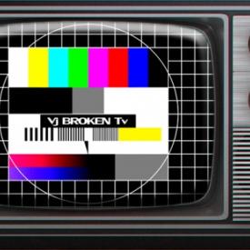 VJ BROKEN TV