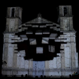 Reel Video Mapping - A.V & Light Installations