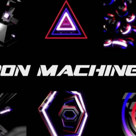 Iron Machines VJ 6 LOOPS PACK