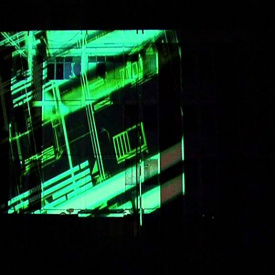 3D Projection Mapping in FTII by Tejaswi & Danyal