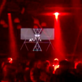 Visuales para Mark Broom underclub en Mendoza