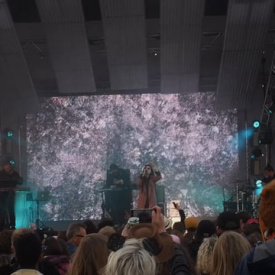 Skott - Live @ Roskilde (visuals by Videoapelsin)