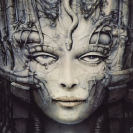 Giger`s dreams machine.