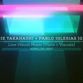 Marie Takahashi + Pablo Iglesias [Geso] – Live Impro Take 5