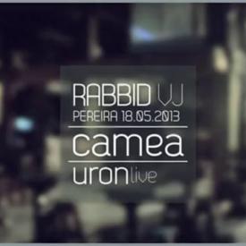 Rabbid VJ @ Camea  / @ Pereira / 18.05.2013