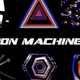 Iron Machines VJ 6 LOOP PACK