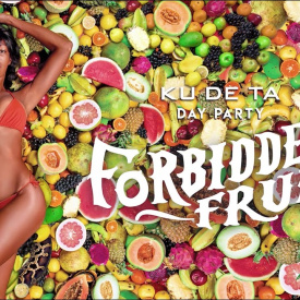 KU DE TA Day Party 2018 : Forbidden Fruit