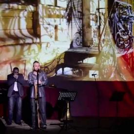 RoSol concert «Монгол»