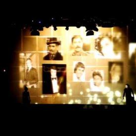 50. Altın Portakal Film Festivali Dans Mapping // Project İstanbul