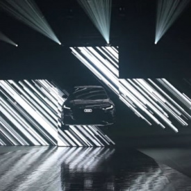 Audi Q8 Polish Premiere 2018 - The 8th Dimension.