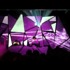 AELION PROJECT [videomapping for Nathan Fake & James Holden]