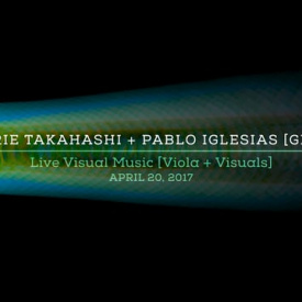 Marie Takahashi + Pablo Iglesias [Geso] – Live Impro Take 2