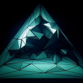Triangle 3D Reverse Projection Mapping