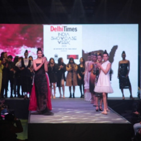 Delhi Times India Showcase Week