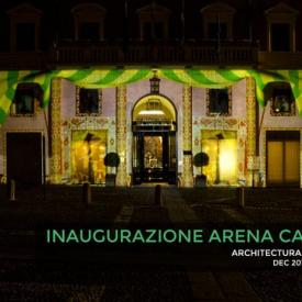 Aelion Project - Inaugurazione Arena Casarini - Due Torri Hotel