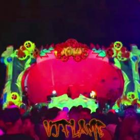 VJ FLAME! - Opus 14/02/2020 - Belo Horizonte-MG