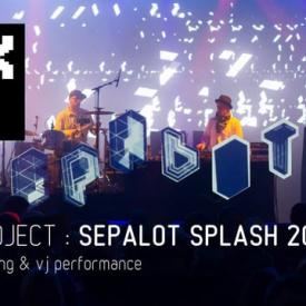 SEPALOT.MX beim SPLASH 2013