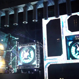 Intro Music Festival ShangHai 2016 – stage design