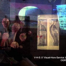 V-H-S - Visuel Hors Service /// Installation Vidéo /// TEASER 2016