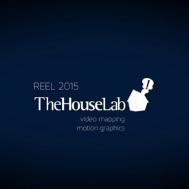 TheHouseLab // VideoMapping Reel
