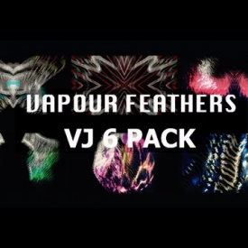 Vapour Feathers Loop Pack