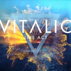 Visuals & Mapping VITALIC Live Act