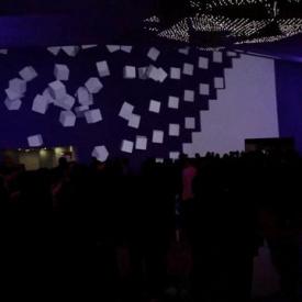 18. Kral Müzik Ödülleri Video Mapping