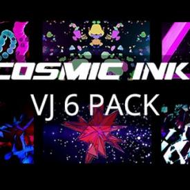 Cosmic Ink VJ LOOPS