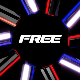 Iron Neon FREE VJ LOOP