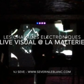 Visuals Abstrakt Reflections label night
