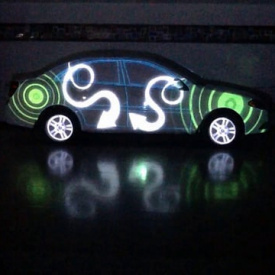 Video mapping chevrolet optra Sena C.T.A Colombia