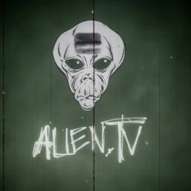 Alien Tv - Live A/V mix