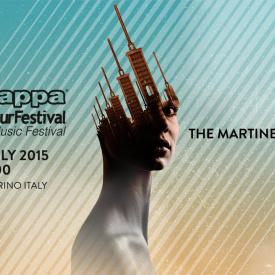 The Martinez Brothers @ Kappa FuturFestival 2015 // Day 1 // 11-07-2015