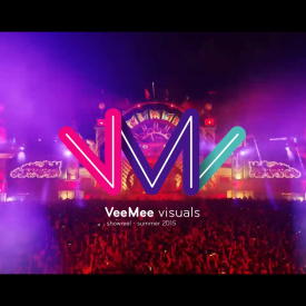 VeeMee visuals showreel Summer 2015