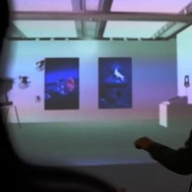 URL_IRL: A virtual expo