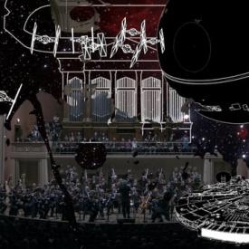 STAR WARS: a musical show in Prague