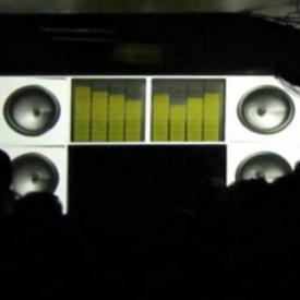 SEEL DJ booth