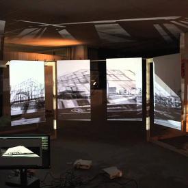 Alexander Stragier -  Audiovisuele Installaties