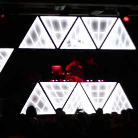 FG Digital Stage Design and Visuals by ShiTv - Amine Edge & Dance