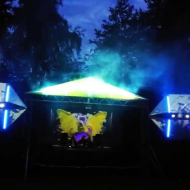 Pelėda‎ Camp 2017 ( Lithuania ) - Main stage \ two nights