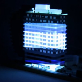 MicroMapping - Gigared Tower | Buenos Aires, Argentina | luk3.org